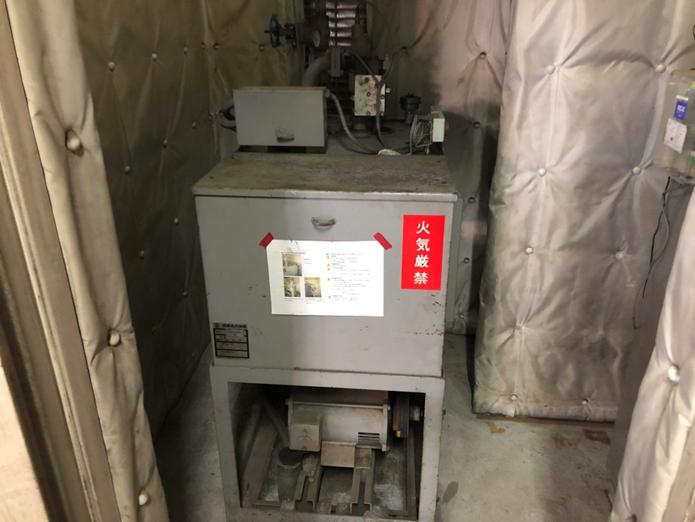 旧:油圧パワーユニット