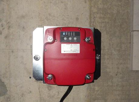 新:地震感知器(S波・P波)