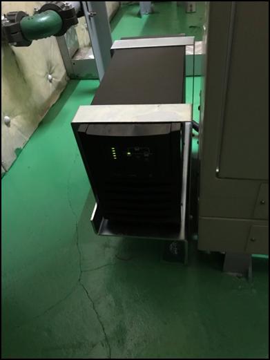 耐震対策:停電時自動着床装置