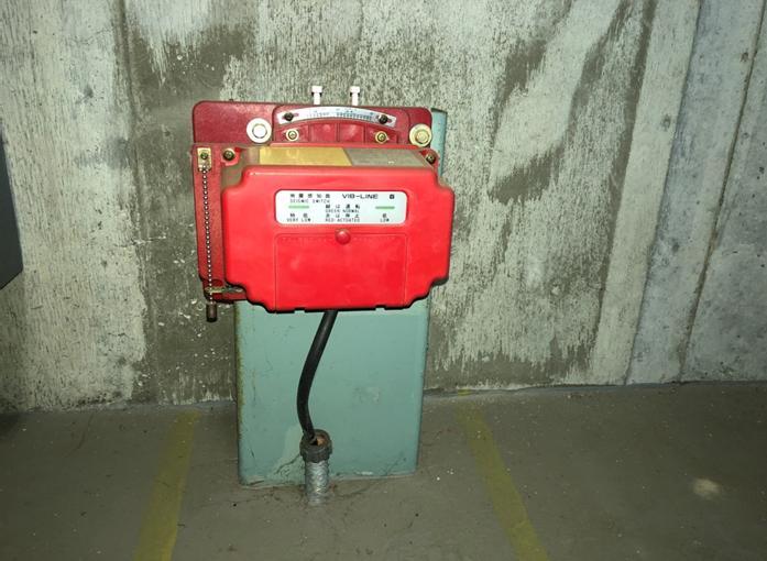 旧:地震時間制運転(S波) 地震発生時に本震を感知し最寄階に停止し、ご利用者様の安全を確保致します。